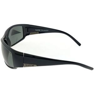 ca507d4fe9 BOLLE Accessories - 10997 King Men s Black Frame Polarized Sunglasses